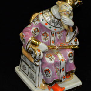 антикварная-фарфоровая-статуэтка-царь-гвидон