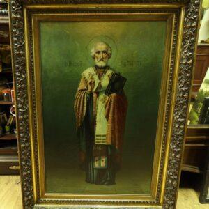 икона-образ-святого-николая-чудотворца-19-век