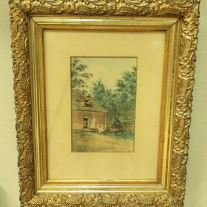 картина-19-века-сарай