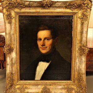 картина-портрет-молодого-человека-19-век