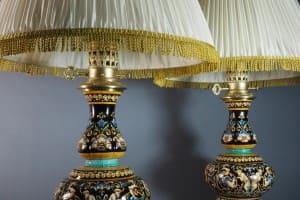 Старые лампы